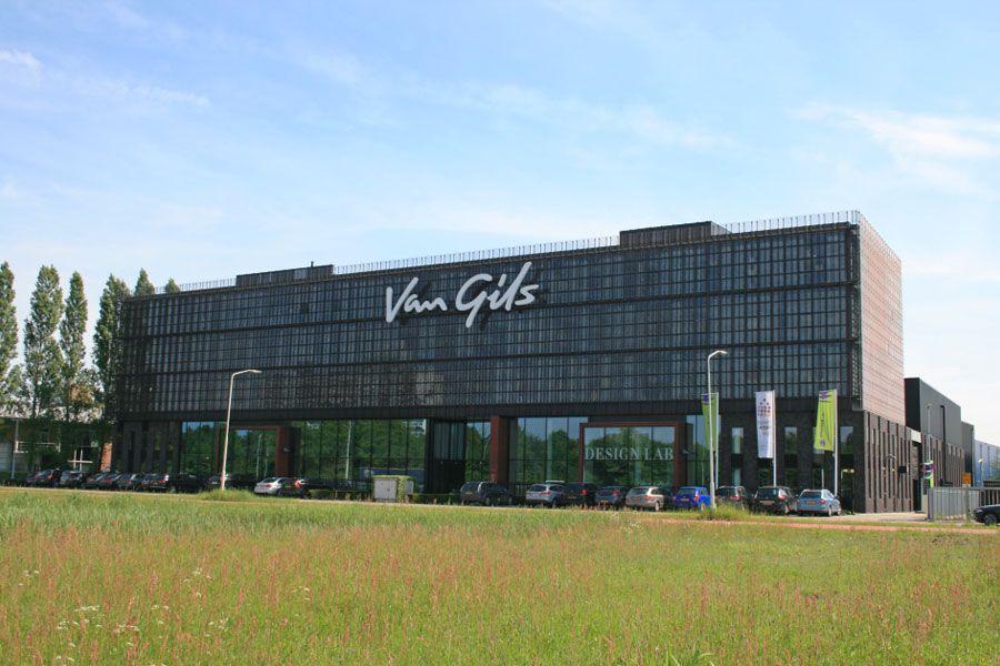 Project | Van Gils | Breda | Rometa Metaalproducten