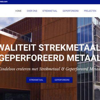 Nieuws | Nieuwe Website | Rometa Metaalproducten