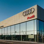 Project | Audi | Purmerend | Rometa Metaalproducten