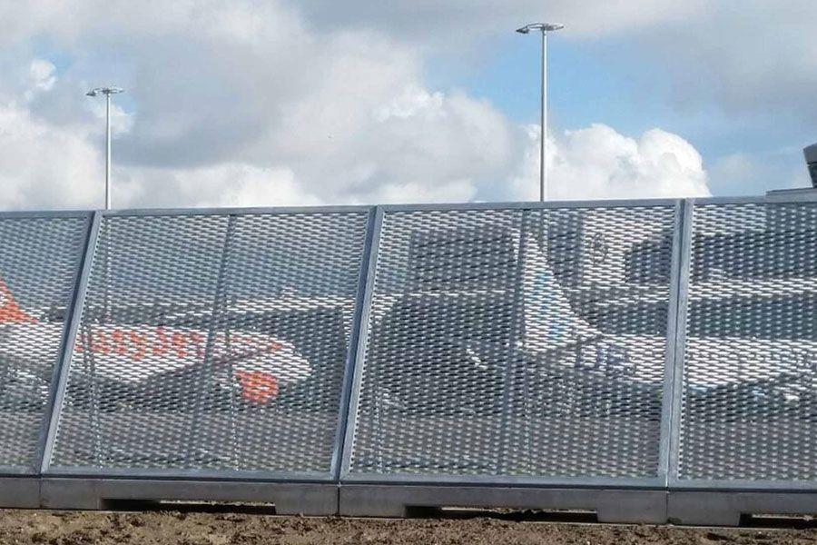 Blast Fences Schiphol | Amsterdam