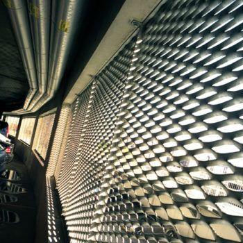 Project | Daimler Chrysler | Utrecht | Rometa Metaalproducten