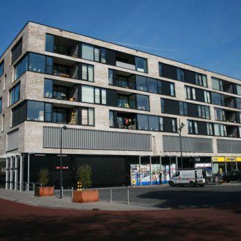 Project | Dr. Struyckenplein | Breda | Rometa Metaalproducten