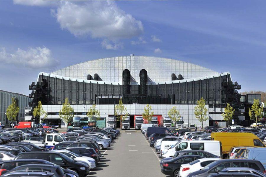Project | Gevels Ahoy | Rotterdam | Rometa Metaalproducten