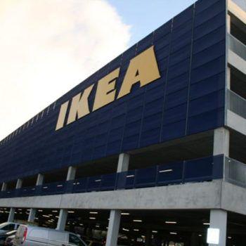 Project   Ikea   Eindhoven   Rometa Metaalproducten