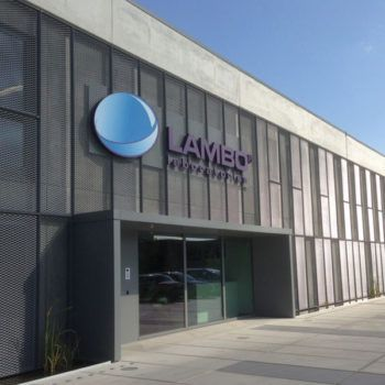 Project | Lambo Laboratoria | Wijnegem | Rometa Metaalproducten