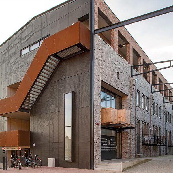 Project | Neerlandia | Utrecht | Rometa Metaalproducten