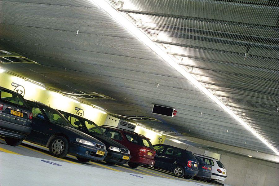 Project | Parkeergarage | Arnhem | Rometa Metaalproducten