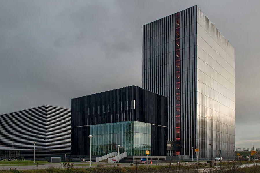 Project   Sience Park   Amsterdam   Rometa Metaalproducten