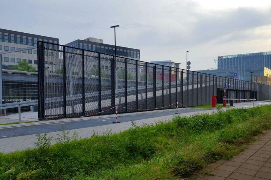 Project   Stallingsgarage PWC   Amsterdam   Rometa Metaalproducten