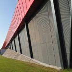 Project | The Wall | Utrecht | Rometa Metaalproducten