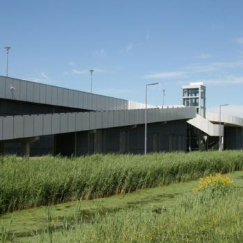 Project | Tramremise | Rotterdam | Rometa Metaalproducten