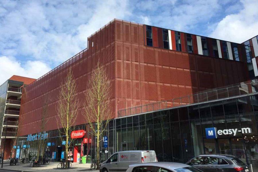 Project | Waterview | Leuven | Rometa Metaalproducten