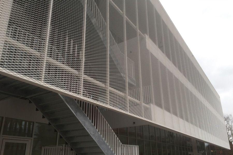 Project | Ambulant Centrum ZOL | Genk | Rometa Metaalproducten