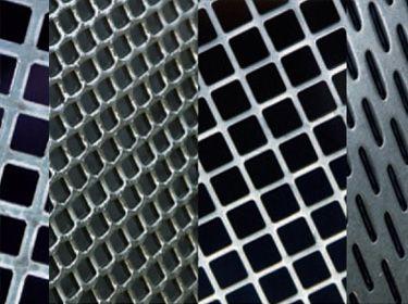 Geperforeerd Metaal | Maatvoering | Rometa Metaalproducten