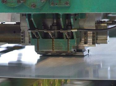 Geperforeerd Metaal | Techniek | Rometa Metaalproducten