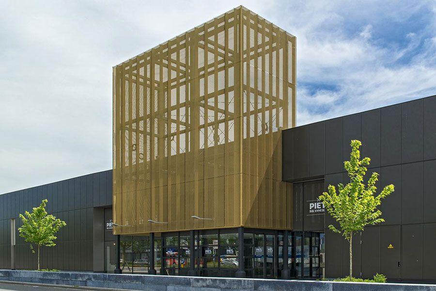 Project   Piet Klerkx   Waalwijk   Rometa Metaalproducten